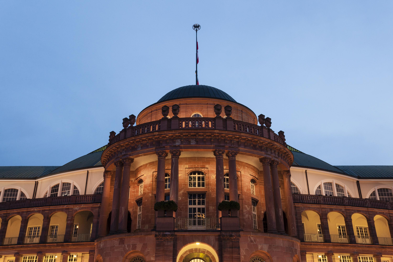 Festhalle Frankfurt Hotel
