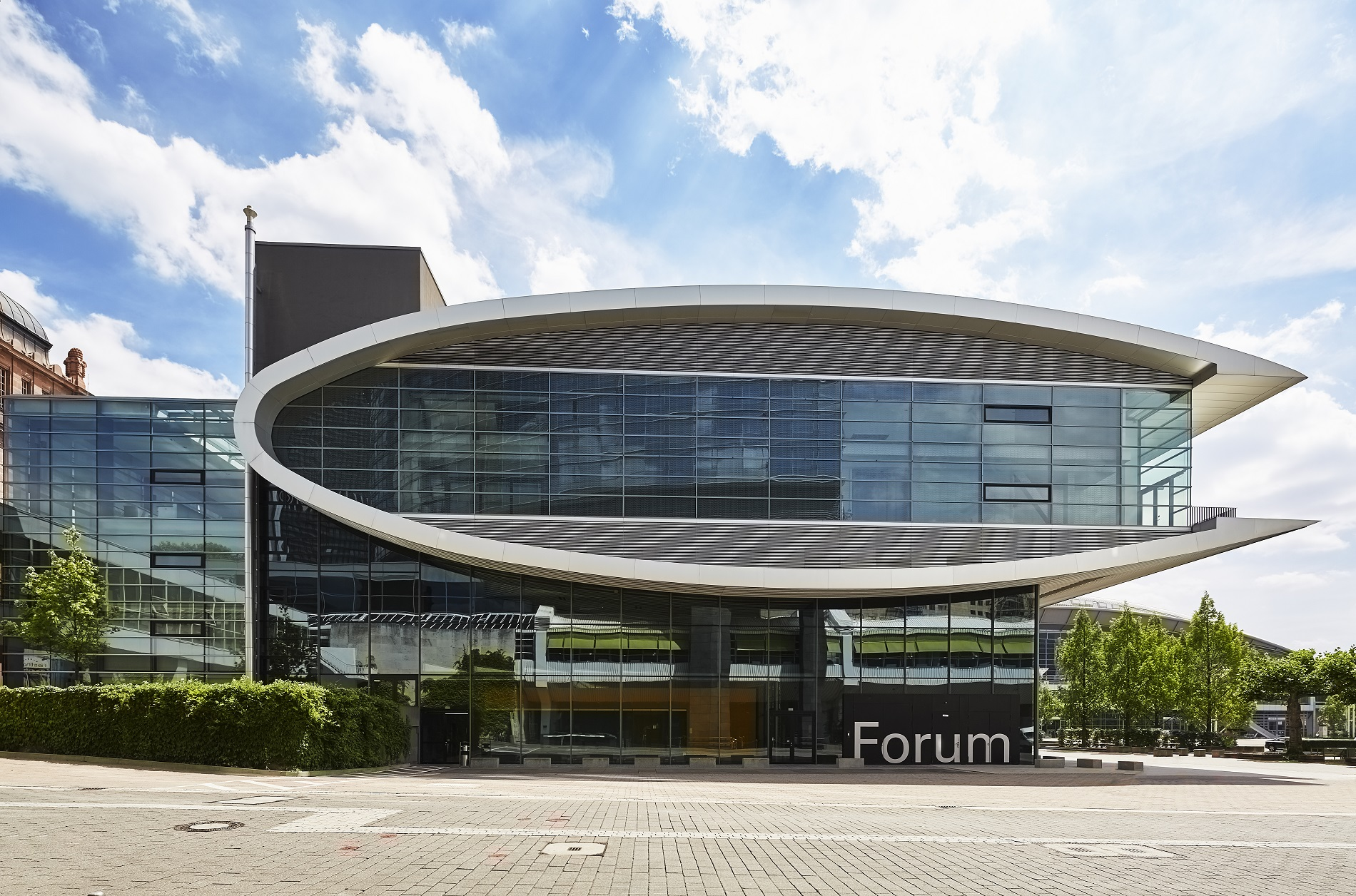 Forum Messe Frankfurt