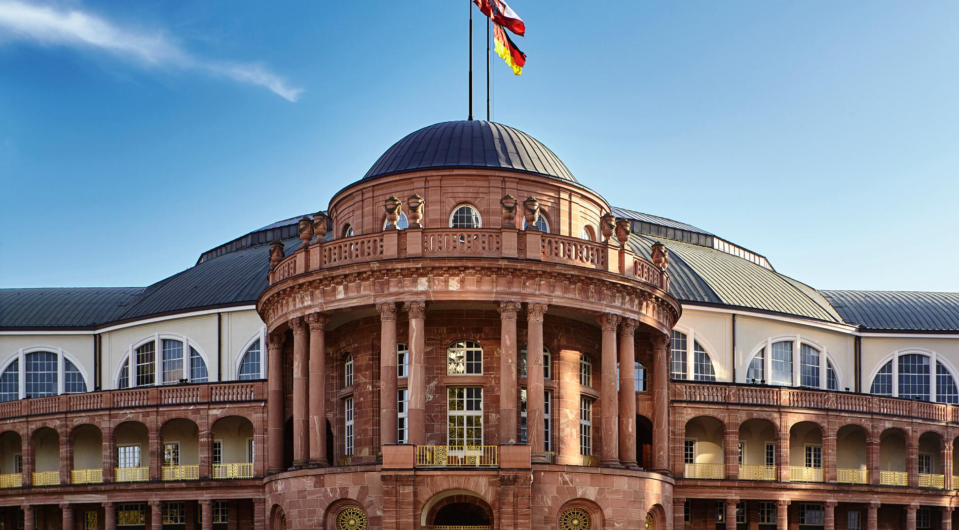 Festhalle Messe Frankfurt